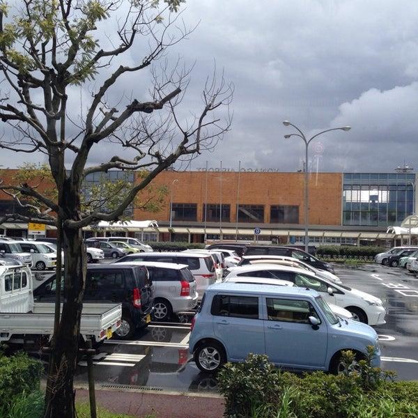 Photo taken at イオンモール日吉津 by Bongyon l. on 4/6/2014
