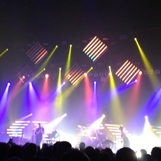 Photo taken at Hammerstein Ballroom by Stephanie Kaye R. on 10/3/2012