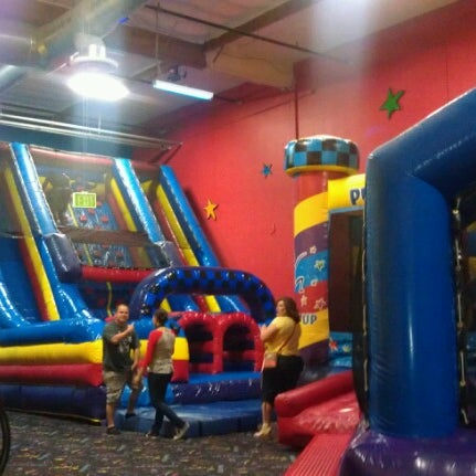 About Pump It Up of Chula Vista