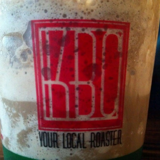 Photo taken at Kaladi Brothers Coffee by Leland C. on 1/14/2013