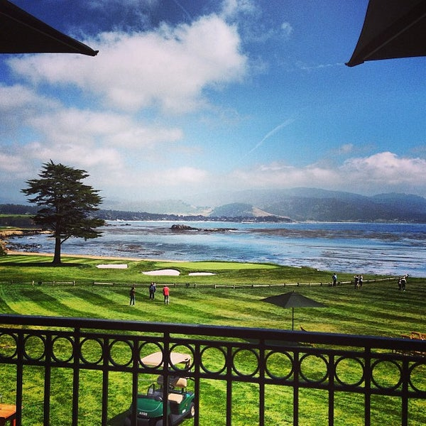 Photo taken at The Lodge at Pebble Beach by rikki d. on 5/24/2013