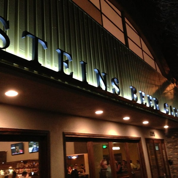 Steins Beer Garden Downtown Mountain View 895 Villa St