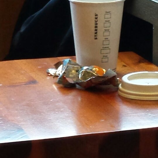 Photo taken at Starbucks by Michael T. on 2/1/2014