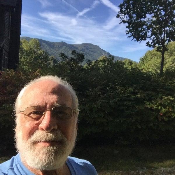 Photo taken at Grandfather Mountain by Sandy Pallot K. on 9/15/2015