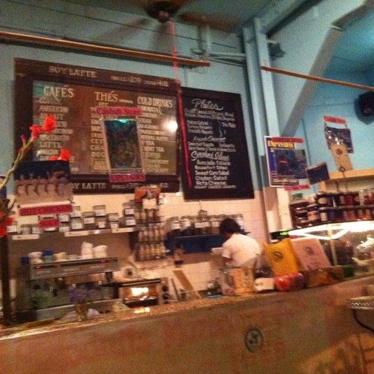 Photo taken at Casbah Café by Nan D. on 9/15/2012