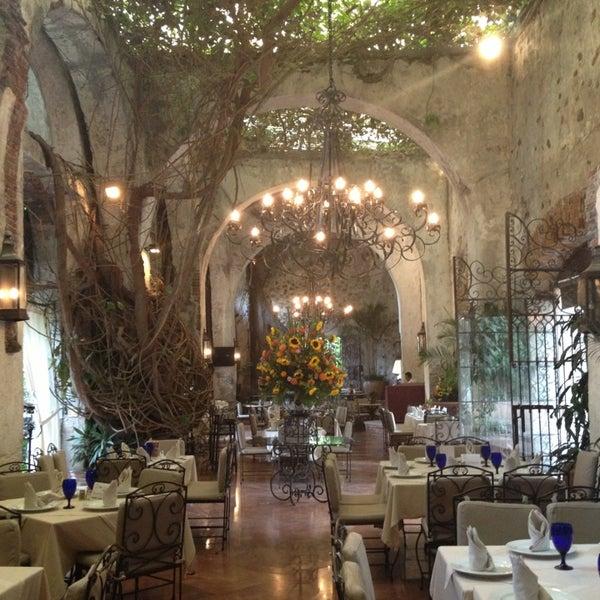Photo taken at Hotel & SPA Hacienda de Cortés by Ben N. on 5/22/2013