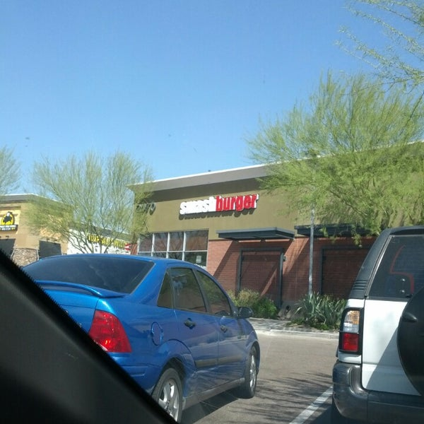 Photo taken at Smashburger by Todd F. on 3/22/2013