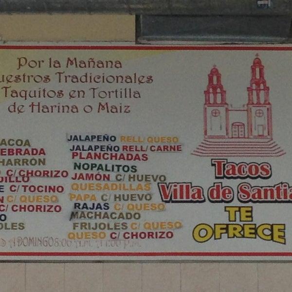 Villa De Santiago Tacos