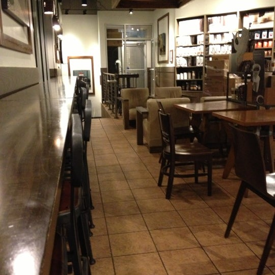 Photo taken at Starbucks by Steve G. on 10/12/2012