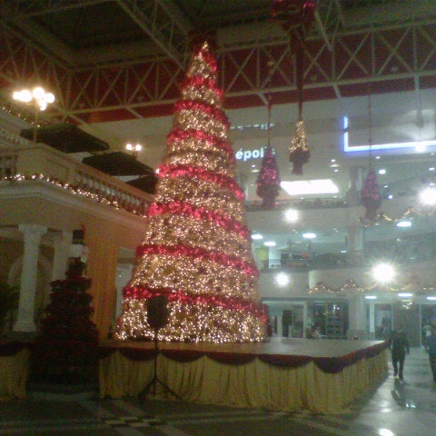 Photo taken at Centro Comercial El Paseo by Julio M. on 11/23/2012