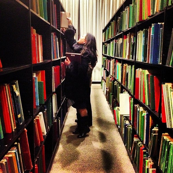 Photo taken at New York Public Library for the Performing Arts (LPA) by Paul F. on 11/10/2012