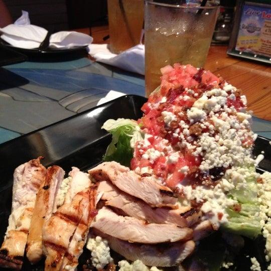 Photo taken at Quarterdeck Restaurant by Carlos T. on 9/30/2012