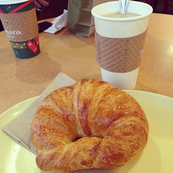 Photo taken at Panera Bread by Brian G. on 11/12/2013