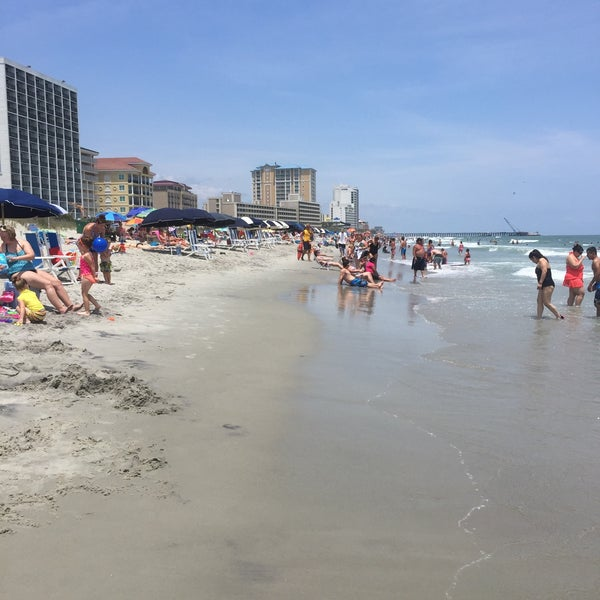 Where's Good? Holiday and vacation recommendations for Myrtle Beach, United States. What's good to see, when's good to go and how's best to get there.
