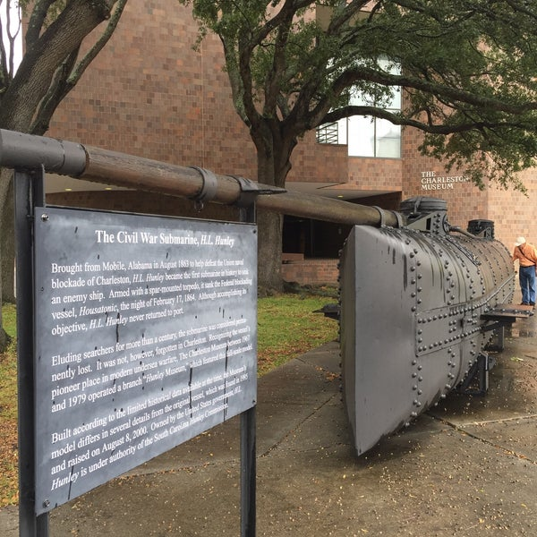Photo taken at The Charleston Museum by Cherie W. on 10/27/2015