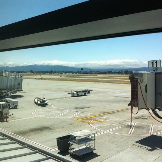 Photo taken at Terminal A by Leopoldo Z. on 7/16/2012