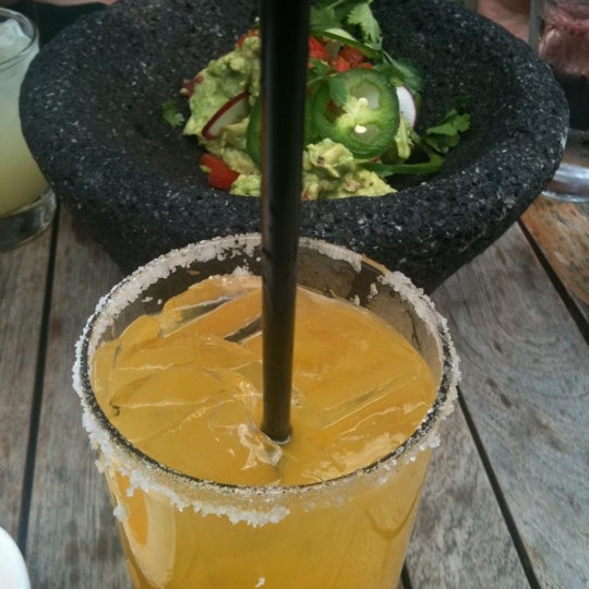 Photo taken at Barrio Tequila Bar by Jodi W. on 5/1/2012
