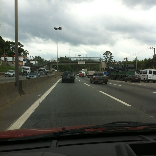 Photo taken at Rodovia Raposo Tavares by Luiz B. on 11/22/2011