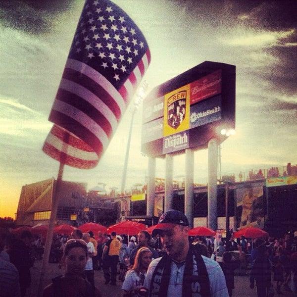 Photo taken at MAPFRE Stadium by Brian J. on 9/12/2012
