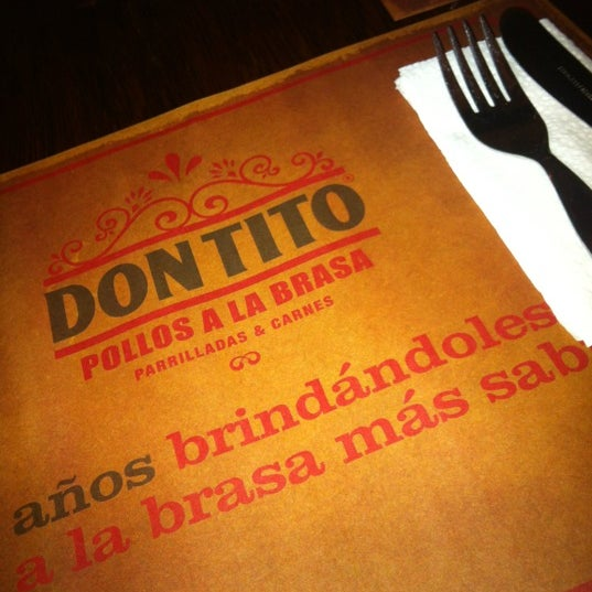 Photo taken at Don Tito by Shivi V. on 8/12/2012