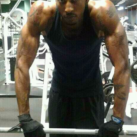 Photo taken at 24 Hour Fitness by ClarkKent S. on 9/17/2011
