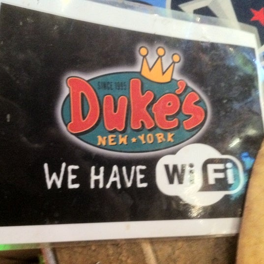 Photo taken at Duke's by Claude N. on 4/5/2012