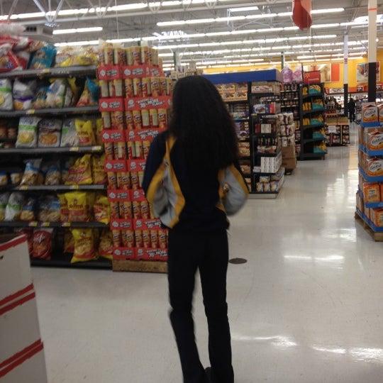 Photo taken at Walmart Supercenter by Marta M. on 3/29/2012