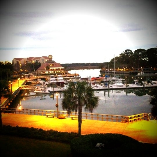 Photo taken at Shelter Cove Marina by Paul B. on 12/23/2011