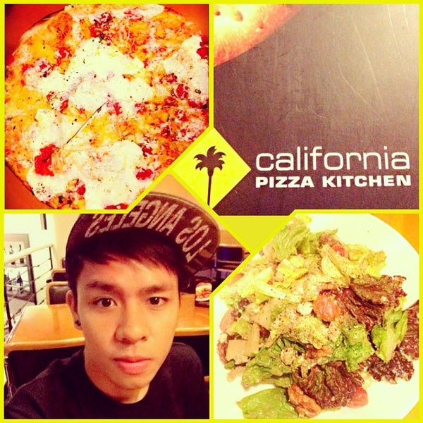 Photo taken at California Pizza Kitchen by Jhersey L. on 3/9/2014