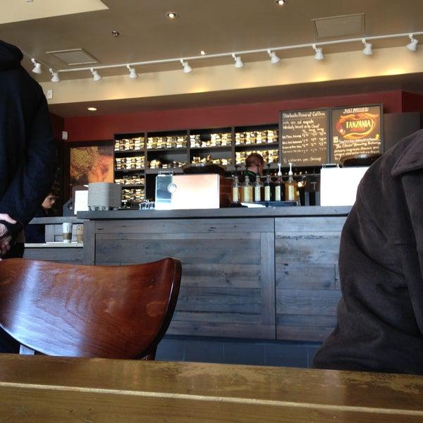 Photo taken at Starbucks by Zach S. on 4/20/2013