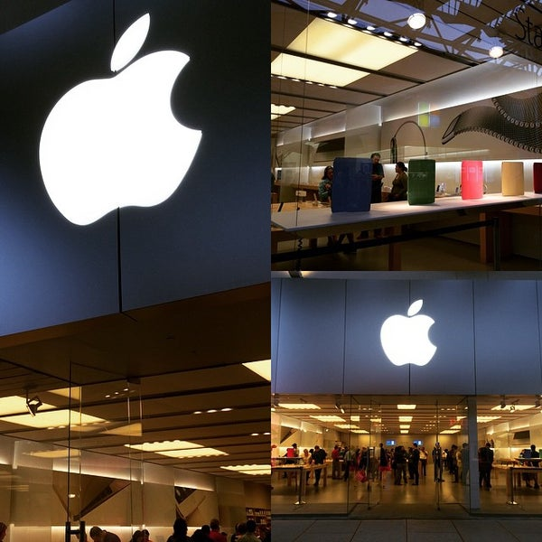 Photo taken at Apple Store, La Cantera by Raul A. on 4/10/2015