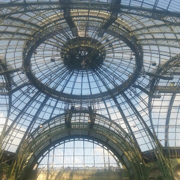 Photo taken at Grand Palais by Kristina L. on 7/9/2013