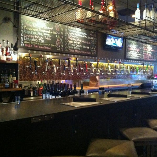 Green Kitchen And Bar Fort Lauderdale: Tap 42 Bar & Kitchen