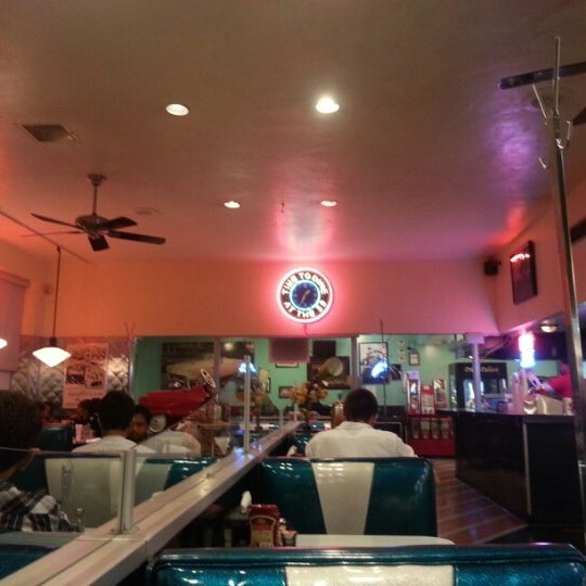 Photo taken at 59 Diner by Chris H. on 11/4/2012