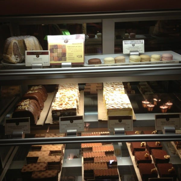 Photo taken at L.A. Burdick Chocolate by MFatih K. on 2/7/2013