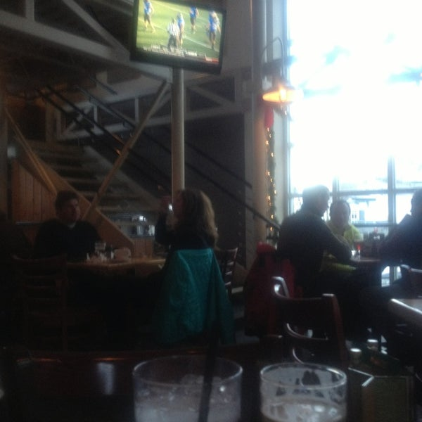 Photo taken at Snake River Brewery & Restaurant by Mark S. on 12/22/2012