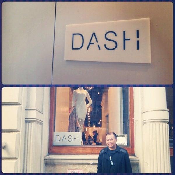 Photo taken at Dash NYC by Sean Chunky N. on 11/8/2013