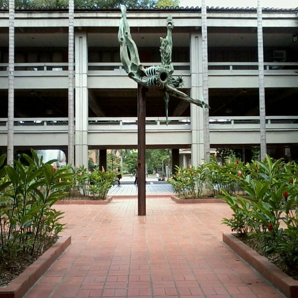 Photo taken at University of Antioquia by Daniel A. on 5/9/2013