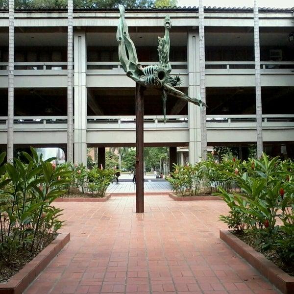 Photo taken at Universidad de Antioquia by Daniel A. on 5/9/2013