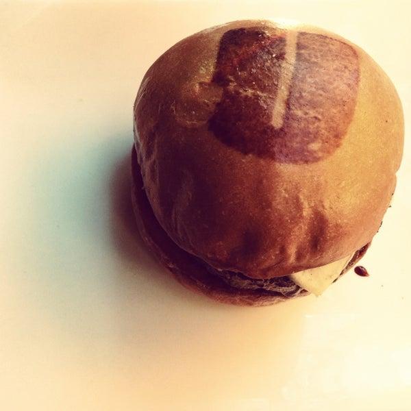 Photo taken at Umami Burger by Gia de los M. on 12/29/2012