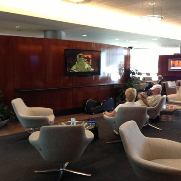 Denver United Terminal: Airport Lounge In Denver