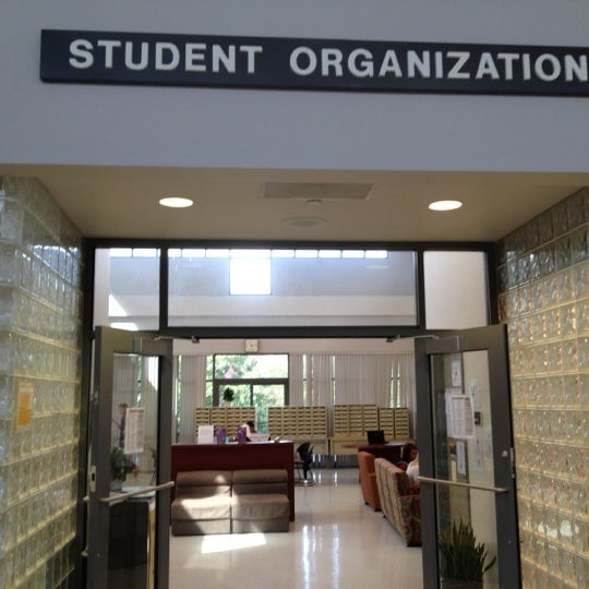 Photo taken at Carmichael Student Center by Kevin E. on 10/3/2012