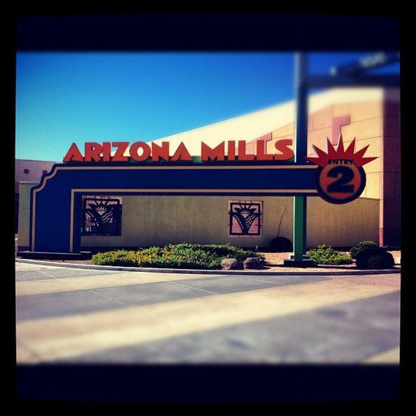 Photo taken at Arizona Mills by Noe M. on 10/10/2012