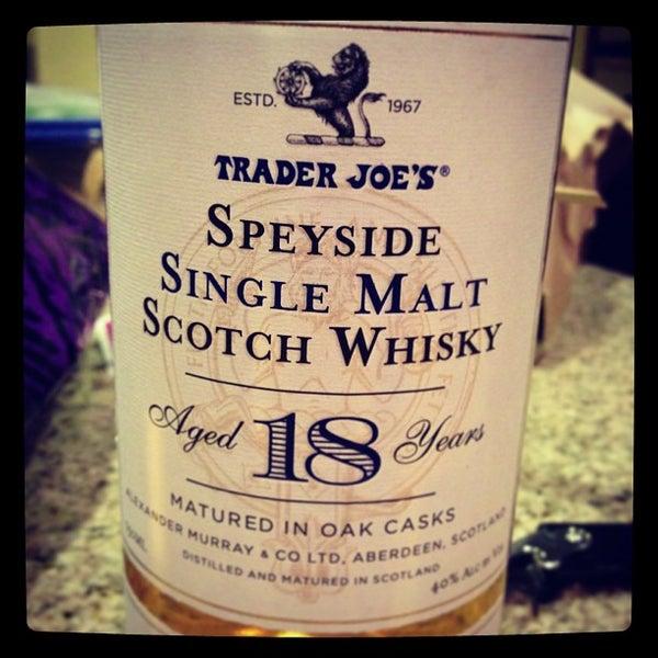 Photo taken at Trader Joe's by Bryan W. on 12/18/2012
