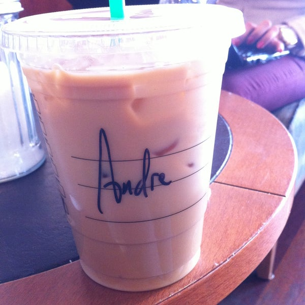 Photo taken at Starbucks by Andrei K. on 4/15/2013