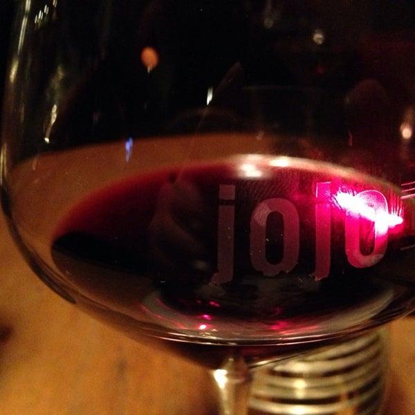 Photo taken at JoJo Bistro & Wine Bar by Matthew R. on 11/24/2013