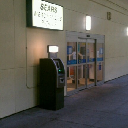 Photo taken at Sears by Richard T. on 10/29/2012