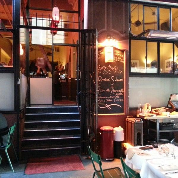 Cafe Claude Downtown San Francisco