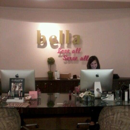 Bella salon spa salon barbershop in old west austin for Bella salon austin