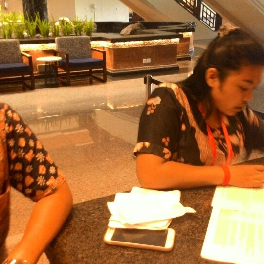 Photo taken at Bali International Convention Centre (BICC) by Dwi P. on 9/15/2014